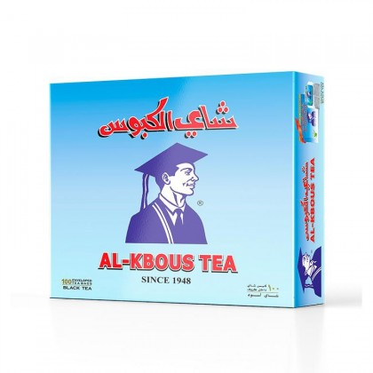 al-kbous Fine Black Loose Tea شاي الكابوس